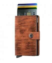 Secrid Miniwallet Dutchmartin Whiskey Cüzdan - Thumbnail