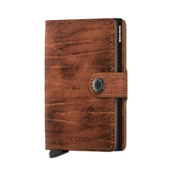 Secrid - Secrid Miniwallet Dutchmartin Whiskey Wallet