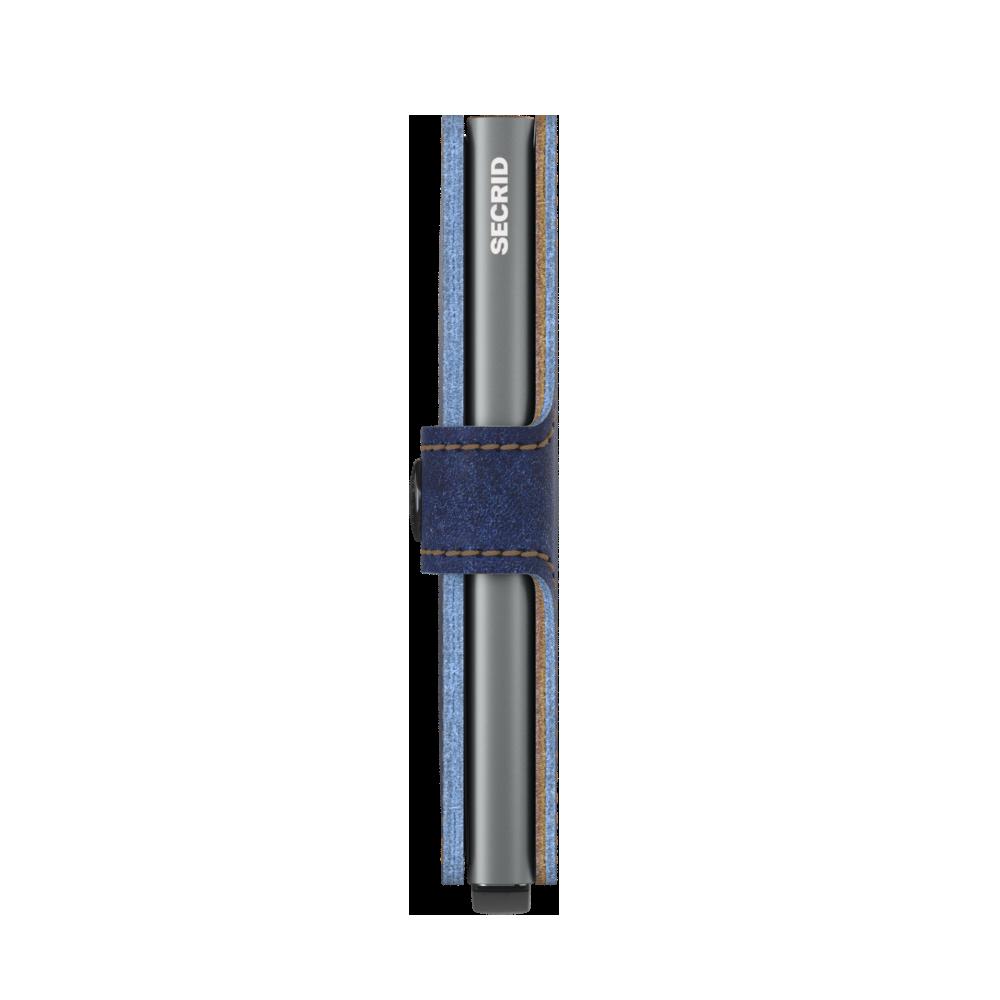 Secrid Miniwallet Indigo 5 Cüzdan
