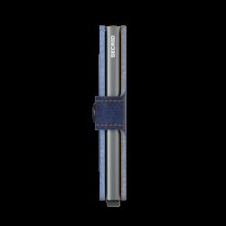 Secrid Miniwallet Indigo 5 Cüzdan - Thumbnail