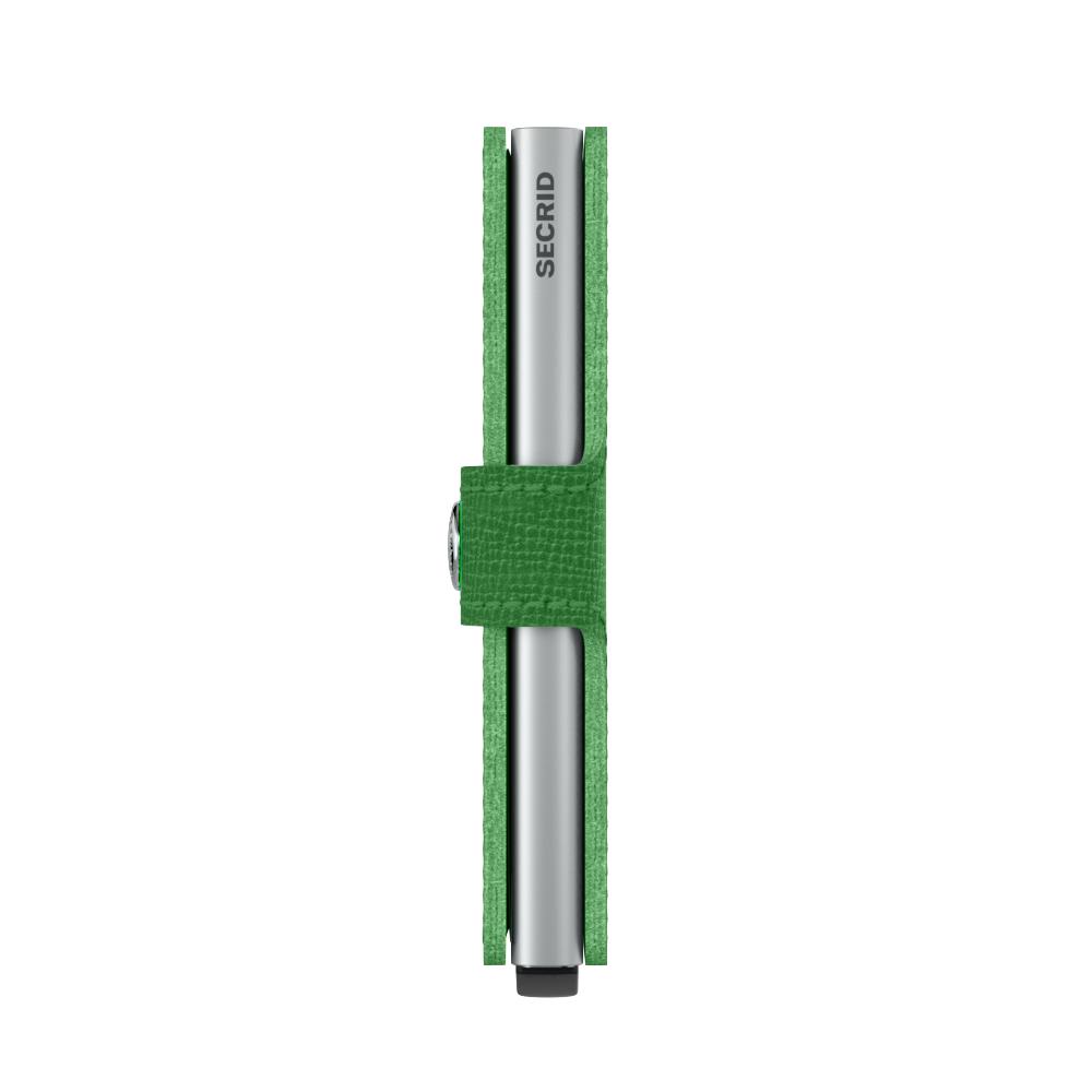 Secrid Miniwallet Crisple Light Green Cüzdan