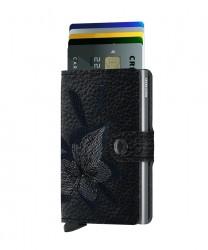 Secrid - Secrid Miniwallet Magnolia Black Wallet (1)
