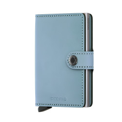 Secrid - Secrid Miniwallet Matte Blue Cüzdan