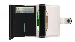 Secrid Miniwallet Matte Chalk Wallet - Thumbnail