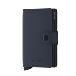 Secrid - Secrid Miniwallet Matte Night Blue Wallet