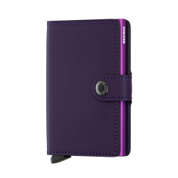 Secrid - Secrid Miniwallet Matte Purple Cüzdan