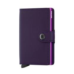 Secrid - Secrid Miniwallet Matte Purple Wallet