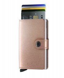 Secrid - Secrid Miniwallet Metallic Rose Wallet (1)