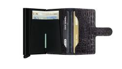 Secrid Miniwallet Nile Black Cüzdan - Thumbnail