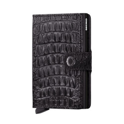 Secrid - Secrid Miniwallet Nile Black Wallet