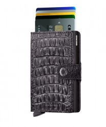 Secrid - Secrid Miniwallet Nile Black Wallet (1)