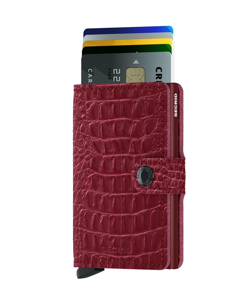 Secrid Miniwallet Nile Ruby Wallet