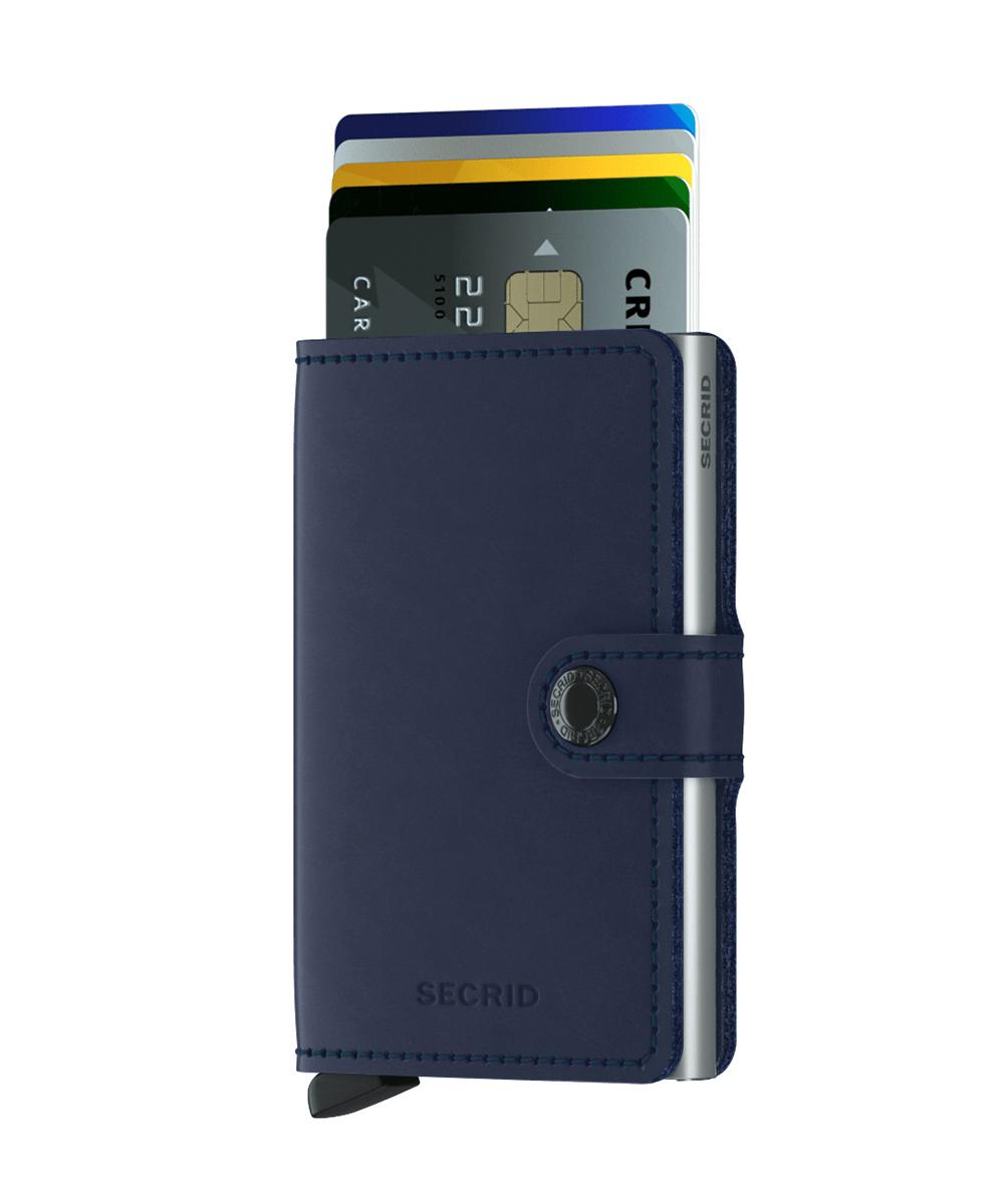 Secrid Miniwallet Orginal Navy Wallet