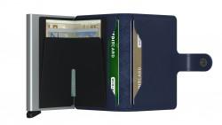 Secrid Miniwallet Orginal Navy Wallet - Thumbnail