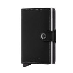 Secrid Miniwallet Original Black Cüzdan - Thumbnail