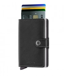 Secrid - Secrid Miniwallet Original Black Wallet (1)