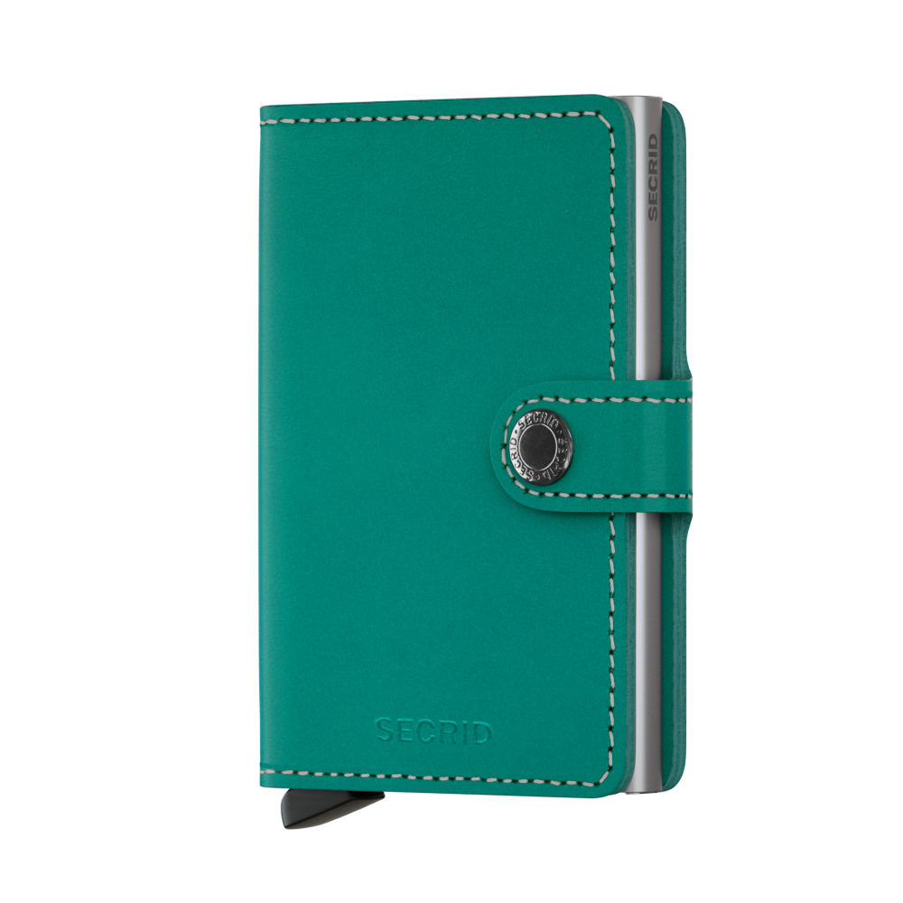 Secrid Miniwallet Original Emerald Wallet