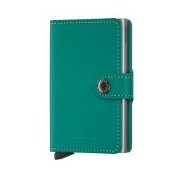 Secrid - Secrid Miniwallet Original Emerald Wallet