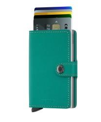 Secrid - Secrid Miniwallet Original Emerald Wallet (1)