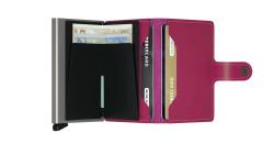 Secrid Miniwallet Original Fuchsia Cüzdan - Thumbnail