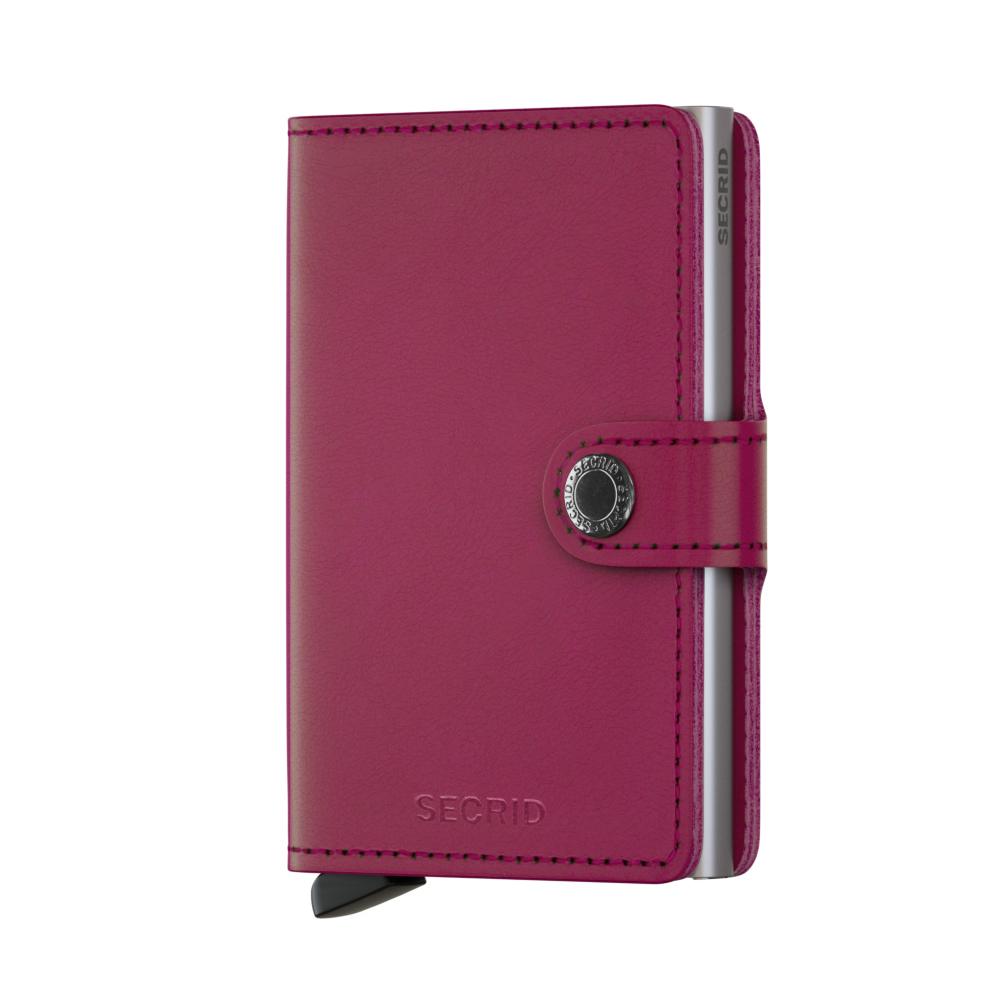 Secrid Miniwallet Original Fuchsia Wallet
