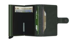 Secrid Miniwallet Original Green Cüzdan - Thumbnail