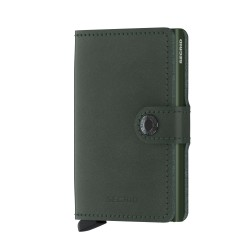 Secrid - Secrid Miniwallet Original Green Wallet