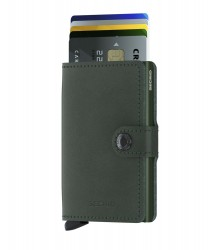 Secrid - Secrid Miniwallet Original Green Wallet (1)