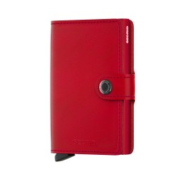 Secrid Miniwallet Original Red Red Wallet - Thumbnail