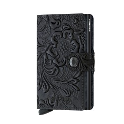 Secrid - Secrid Miniwallet Ornament Black Wallet