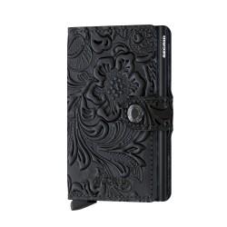 Secrid - Secrid Miniwallet Ornament Black Wallet