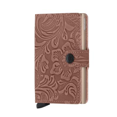 Secrid Miniwallet Ornament Rose Wallet