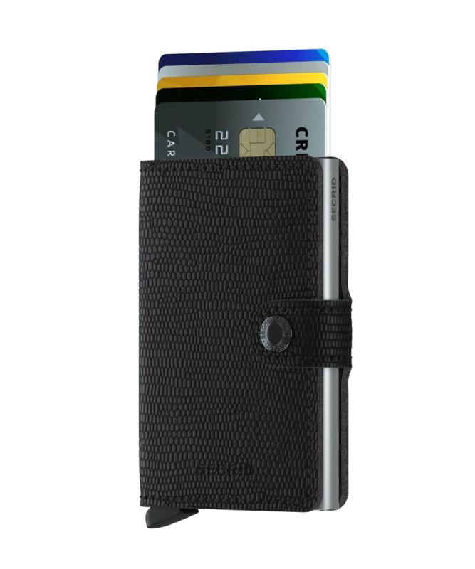 Secrid - Secrid Miniwallet Rango Black Wallet (1)
