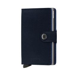 Secrid - Secrid Miniwallet Rango Blue Titanium Wallet