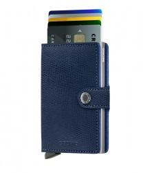 Secrid - Secrid Miniwallet Rango Blue Titanium Wallet (1)