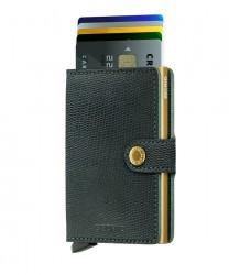 Secrid Miniwallet Rango Green Gold Cüzdan - Thumbnail
