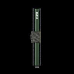 Secrid Miniwallet Twist Green Cüzdan - Thumbnail