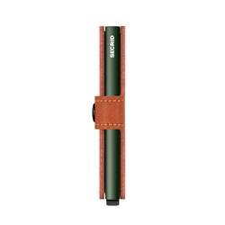 Secrid Miniwallet Veg Caramello Green Cüzdan - Thumbnail