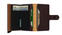 Secrid Miniwallet Veg Caramello Wallet - Thumbnail
