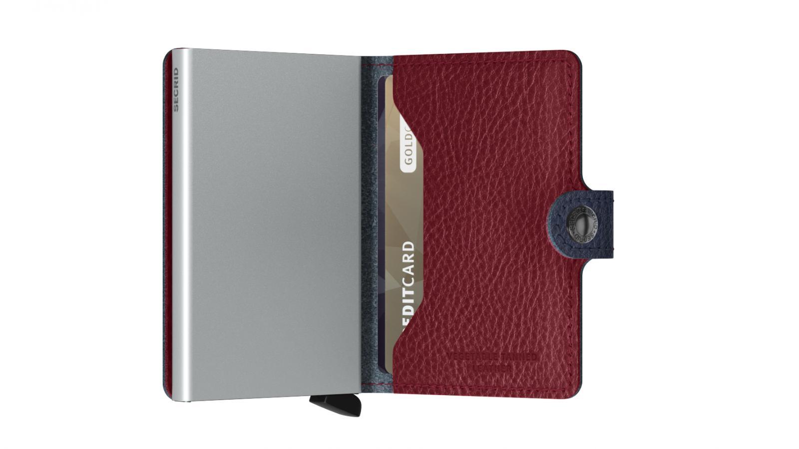 Secrid Miniwallet Veg Navy Wallet