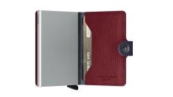 Secrid Miniwallet Veg Navy Wallet - Thumbnail