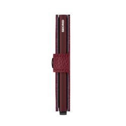 Secrid Miniwallet Veg Rosso Cüzdan - Thumbnail