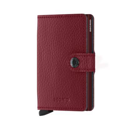 Secrid - Secrid Miniwallet Veg Rosso Wallet