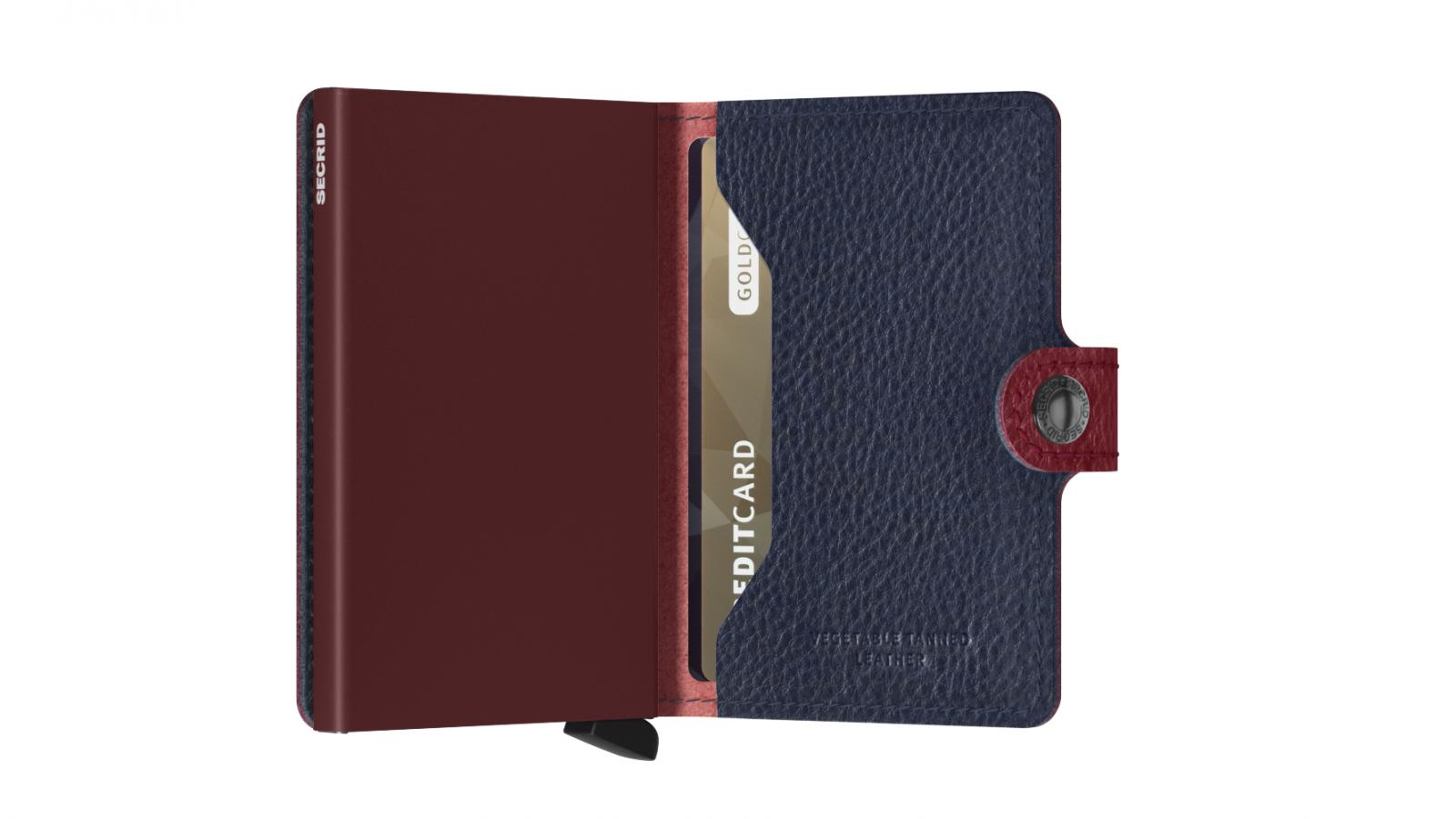 Secrid Miniwallet Veg Rosso Wallet