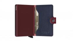 Secrid Miniwallet Veg Rosso Wallet - Thumbnail