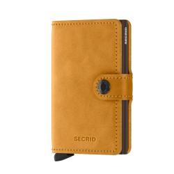 Secrid - Secrid Miniwallet Vintage Ochre Wallet