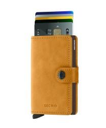 Secrid - Secrid Miniwallet Vintage Ochre Wallet (1)