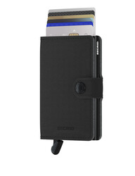 Secrid - Secrid Miniwallet Yard Black Wallet (1)