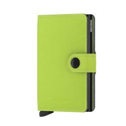 Secrid - Secrid Miniwallet Yard Lime Wallet