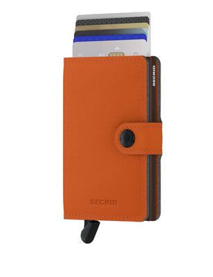 Secrid - Secrid Miniwallet Yard Orange Cüzdan (1)